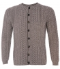 Traditional mans handknitted jacket from Pezzo/Bavaria