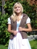 Casual vest with hood from Theo Huber in Miesbach.